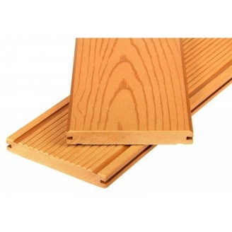 Террасная доска Polymerwood Massive 150х20х2200 мм дуб