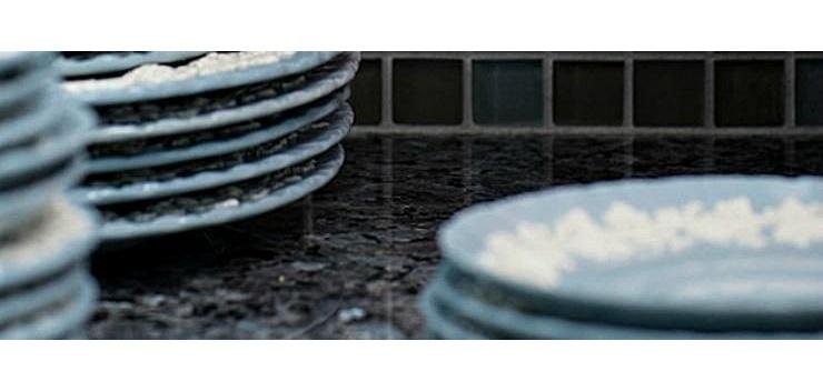 кухонные столешницы из природного камня