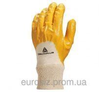 Перчатки рабочие нитриловые DELTA PLUS NI015