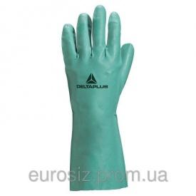 Рукавички захисні нітрилові DELTA PLUS Nitrex VE802VE06-10