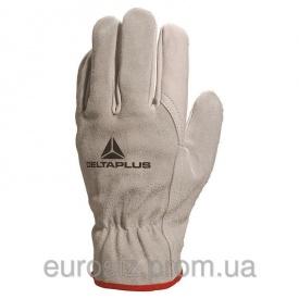 Рукавички робочі шкіряні DELTA PLUS FCN29