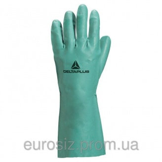Перчатки защитные нитриловые DELTA PLUS Nitrex VE802VE06-10