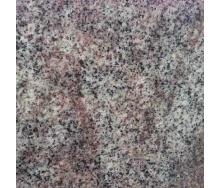 Плитка облицовочная из Крутновского гранита 20 мм фиолетовая с розовым