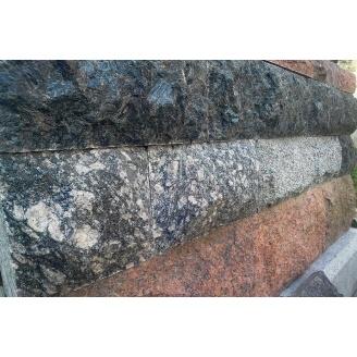 Облицовочная плитка СКАЛА из натурального гранита