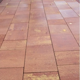 Тротуарна плитка Золотий Мандарин Модерн 60 мм флоренция