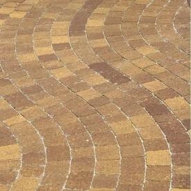 Тротуарна плитка Золотий Мандарин Креатив 60 мм генуя