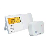 Бездротовий програмований терморегулятор тижневий Salus Standard 091FLRF (5060103690954)