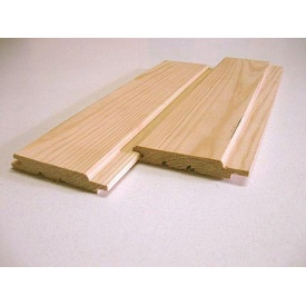 Вагонка деревянная 16 мм