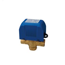 Триходовий клапан з електроприводом Salus SBMV 31 (5060103691388)