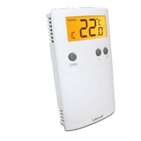 Беспроводной цифровой терморегулятор Salus Expert ERT30RF (4047795100030)