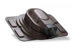 Проходной элемент Wirplast Uniwersal S25 коричневый RAL 8019