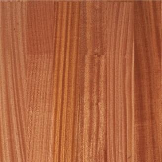 Паркетная доска Serifoglu двухполосная Сапелли Люкс UV-Масло Брашь Фаска Seriloc 2400х195х14 мм