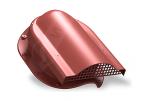 Вентилятор подкровельного пространства Wirplast Rolling P51 310x237 мм красный RAL 3009