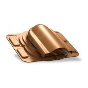 Вентилятор подкровельного пространства Wirplast Optimum P20 285x210 мм медный RAL 8003
