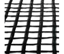 Синтетическая геосетка Tegola X Grid FG-SBR-0 100/100 I 3,9х100 м