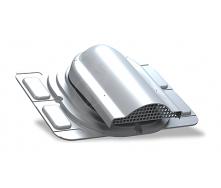 Вентилятор підпокрівельного простору Wirplast Optimum P20 285x210 мм сірий RAL 7046