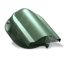Вентилятор підпокрівельного простору Wirplast Rolling P51 310x237 мм зелений RAL 6020