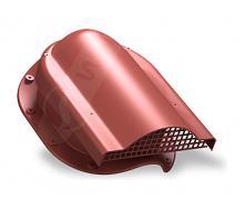 Вентилятор підпокрівельного простору Wirplast Rolling P51 310x237 мм червоний RAL 3009