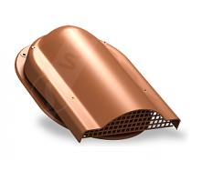 Вентилятор подкровельного пространства Wirplast Easy P19 310x237 мм кирпичный RAL 8004