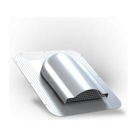 Вентилятор подкровельного пространства Wirplast Simple P17 468x390 мм серый RAL 7046