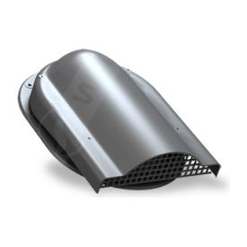 Вентилятор подкровельного пространства Wirplast Easy P19 310x237 мм графитовый RAL 7024