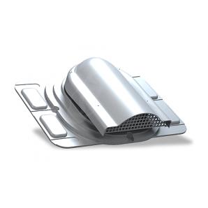 Вентилятор подкровельного пространства Wirplast Optimum P20 285x210 мм серый RAL 7046