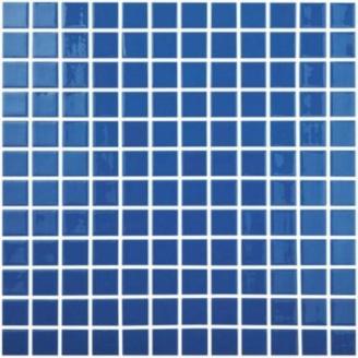 Мозаїка скляна Vidrepur CLEAR NAVY BLUE 800 300х300 мм
