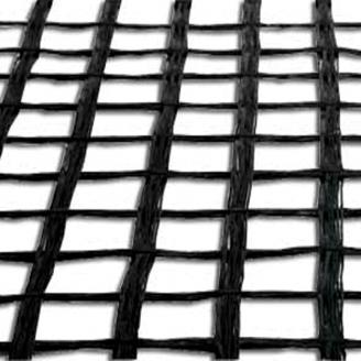 Синтетична геосітка Tegola X Grid FG-SBR-0 100/100 I 3,9х100 м