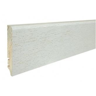 Плинтус деревянный Barlinek P61 Дуб Pearl 90х16х2200 мм