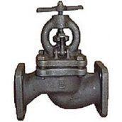Вентиль чугунный фланцевый 15кч16п Ду32-80
