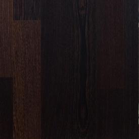 Паркетная доска Serifoglu двухполосная Венге Люкс UV-Масло Брашь Seriloc 2400х195х14 мм