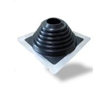 Фланцевый уплотнитель Wirplast Sealing Flange U4 76-152 мм черный RAL 9005