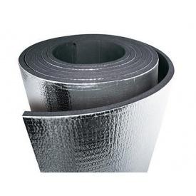 Теплоизоляция рулонная K-FLEX ST ALU 13 мм 1х14 м черный