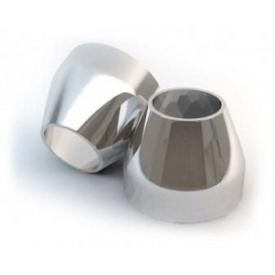 Перехід сталевий нержавіючий 57/48,3х3 мм