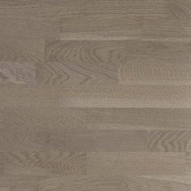 Паркетная доска Esta Parket Дуб Dusky Grey Brush 3-х полосная 2200x204x14 мм