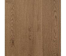 Паркетная доска BEFAG однополосная Дуб Натур 2200x192x14 мм темно-коричневый лак