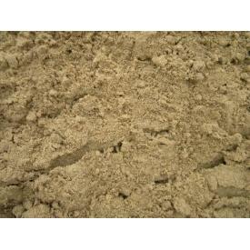 Пісок яружний фракції 1-2 мм