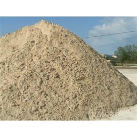 Песок речной фракции 1-2 мм насыпью