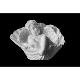 Скульптура Ангел в черепашці 370х400х270 мм