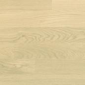 Паркетная доска BEFAG двухполосная Дуб Натур 2200x192x14 мм белый лак