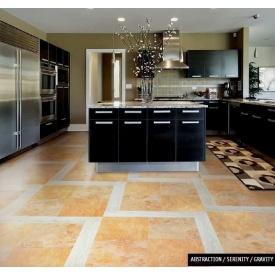 Вініловий підлогу Tarkett Art Vinil New Age ABSTRACTION 32 клас 457,2х457,2х2,1 мм коричневий