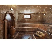 Строительство бани в римском стиле