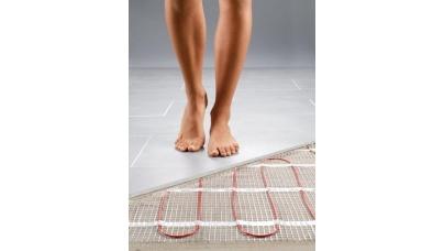 Швидкість нагріву електричної «Теплої підлоги»