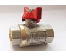 Кран шаровой для воды Heat-PEX ВВ 1