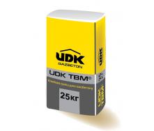 Клеящая смесь UDK TBM 25 кг для газобетона