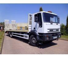 Перевезення черепиці вантажівкою IVECO EuroTech 260E27 14 т