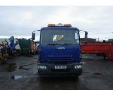 Перевезення піноблоків вантажівкою IVECO EuroCargo 180E24 10 т