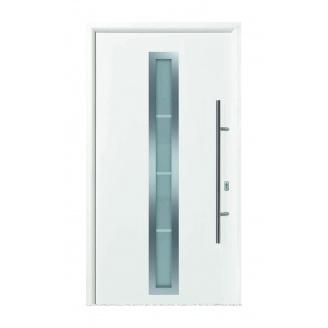 Дверь входная Hormann Thermo 65 700 RAL 9016 белый