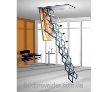 Чердачная лестница Roto Roto Scherentreppe EXKLUSIV