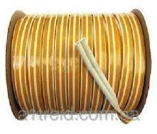Уплотнитель самоклеющийся E, 150м, коричневый Ущільнювач самоклеючий E, 150м, коричневий